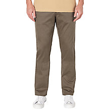 Buy John Lewis 5 Pocket Jeans, Taupe Online at johnlewis.com