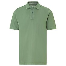 Buy John Lewis Organic Cotton Pigment Dye Polo Shirt Online at johnlewis.com