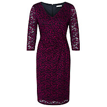 Buy Kaliko Contrast Lace Jersey Dress Online at johnlewis.com
