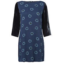 Buy White Stuff Twinkle Twinkle Tunic, Heron Blue Online at johnlewis.com