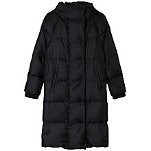 Buy Gerard Darel Burundi Coat, Grey Online at johnlewis.com