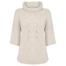 Buy Oasis Trapeze Cowl Neck Jumper Online at johnlewis.com