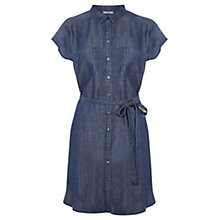 Buy Oasis Relaxed Shirt Dress, Denim Online at johnlewis.com