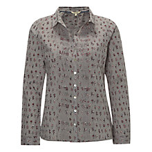 Buy White Stuff Stem Shirt, Grey Online at johnlewis.com