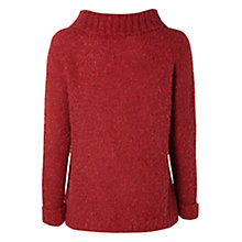 Buy White Stuff Curly Boucle Jumper, Spinners Pink Online at johnlewis.com