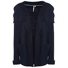 Buy White Stuff Pillow Soft Open Front Cardigan, Pottery Blue Online at johnlewis.com
