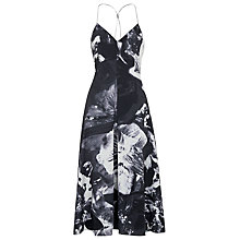 Buy Whistles Blossmina Strappy Dress, Multi Online at johnlewis.com