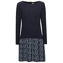 Buy White Stuff Pretty Makers Dress, Navy Online at johnlewis.com