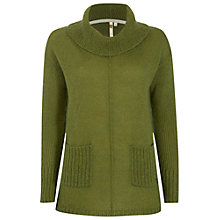 Buy White Stuff Pillow Mist Jumper, Tarragon Online at johnlewis.com