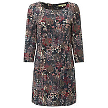Buy White Stuff Slate Textured Tunic Top, Brambleberry Pink Online at johnlewis.com
