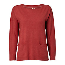 Buy White Stuff Stoney Jumper, Spinners Pink Online at johnlewis.com