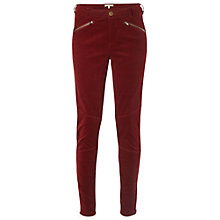 Buy White Stuff Trufflehunt Trousers, Brambleberry Pink Online at johnlewis.com