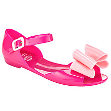 Buy Lelli Kelly Children's Prappe Jelly Sandals, Pink Online at johnlewis.com