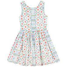 Buy Derhy Kids Girls' Floral Print Dress, Multi Online at johnlewis.com