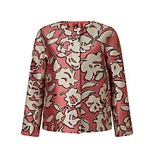 Buy Weekend MaxMara Acanto Jacket, Pink Online at johnlewis.com