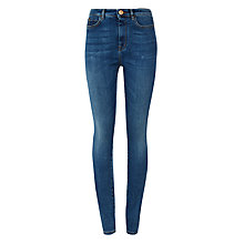 Buy Weekend MaxMara Everest W101 Jeans, Midnight Blue Online at johnlewis.com