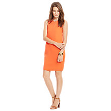 Buy Lauren Ralph Lauren Forsetti Dress, Modern Orange Online at johnlewis.com