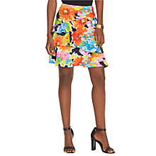 Buy Lauren Ralph Lauren Deum Skirt, Multi Online at johnlewis.com