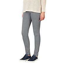 Buy Collection WEEKEND by John Lewis Liza Skinny Jeans, Light Grey Online at johnlewis.com
