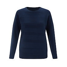 Buy Collection WEEKEND by John Lewis Pointelle Front Jumper Online at johnlewis.com