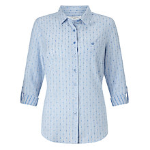 Buy John Lewis Needle Stripe Shirt Online at johnlewis.com