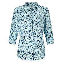 Buy John Lewis Meadow Floral Print Shirt Online at johnlewis.com