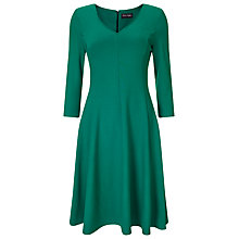 Buy Phase Eight Sienna Skater Dress, Pine Online at johnlewis.com