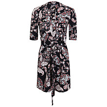 Buy Miss Selfridge Paisley Shirt Dress, Assorted Online at johnlewis.com