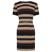Buy Oasis Stripe Hattie Dress, Multi Online at johnlewis.com