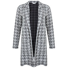 Buy Miss Selfridge Mono Print Duster Jacket, Multi Online at johnlewis.com
