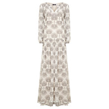 Buy Mint Velvet Olivia Print Maxi Dress, Multi Online at johnlewis.com