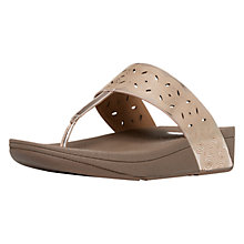 Buy FitFlop Bahia Toe Post Sandals Online at johnlewis.com