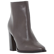 Buy Dune Prestonn High Heeled Ankle Boot Online at johnlewis.com
