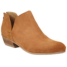Buy Collection WEEKEND by John Lewis Padies Block Heeled Ankle Boots Online at johnlewis.com