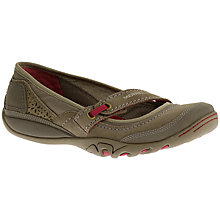 Buy Merrell Mimosa Faith MJ Walking Shoes, Brindle Suede Online at johnlewis.com