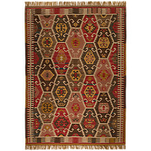 Buy Weaver Green Sultan Kelim Washable Outdoor Rug Online at johnlewis.com