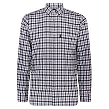 Buy Aquascutum Ryton Shirt, Grey Online at johnlewis.com