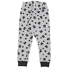 Buy Polarn O. Pyret Children's Magic Trousers, Grey Online at johnlewis.com