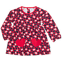 Buy Polarn O. Pyret Baby Floral Print Top Online at johnlewis.com