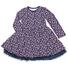 Buy Polarn O. Pyret Girls' Floral Dress Online at johnlewis.com