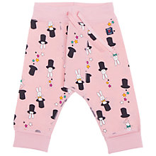 Buy Polarn O. Pyret Baby Magic Trousers, Pink Online at johnlewis.com