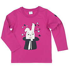 Buy Polarn O. Pyret Children's Magic Top, Pink Online at johnlewis.com