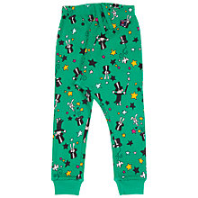 Buy Polarn O. Pyret Children's Magic Trousers, Green Online at johnlewis.com