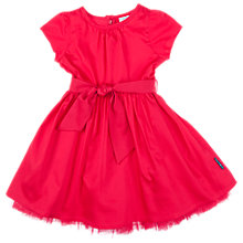 Buy Polarn O. Pyret Baby Party Dress, Pink Online at johnlewis.com