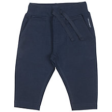 Buy Polarn O. Pyret Baby Trousers, Blue Online at johnlewis.com