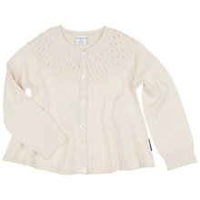 Buy Polarn O. Pyret Children's Knit Cardigan Online at johnlewis.com