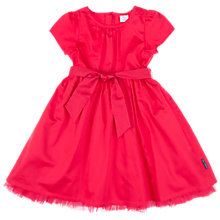 Buy Polarn O. Pyret Children's Party Dress, Pink Online at johnlewis.com