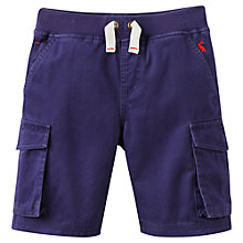 Buy Little Joule Boys' Bob Cargo Shorts Online at johnlewis.com