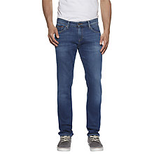 Buy Hilfiger Denim Stretch Slim Jeans, Mid Comfort Online at johnlewis.com