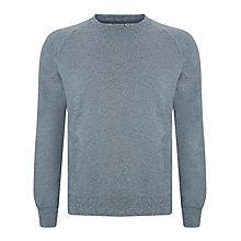 Buy Carhartt WIP Holbrook Sweatshirt, Blue Noise Heather Online at johnlewis.com